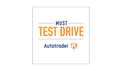 must test drive - autotrader