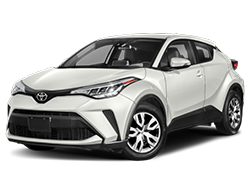 Photo of Toyota C-HR