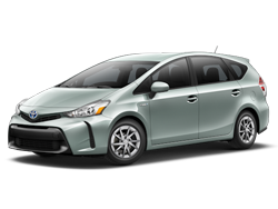 Photo of Toyota Prius v