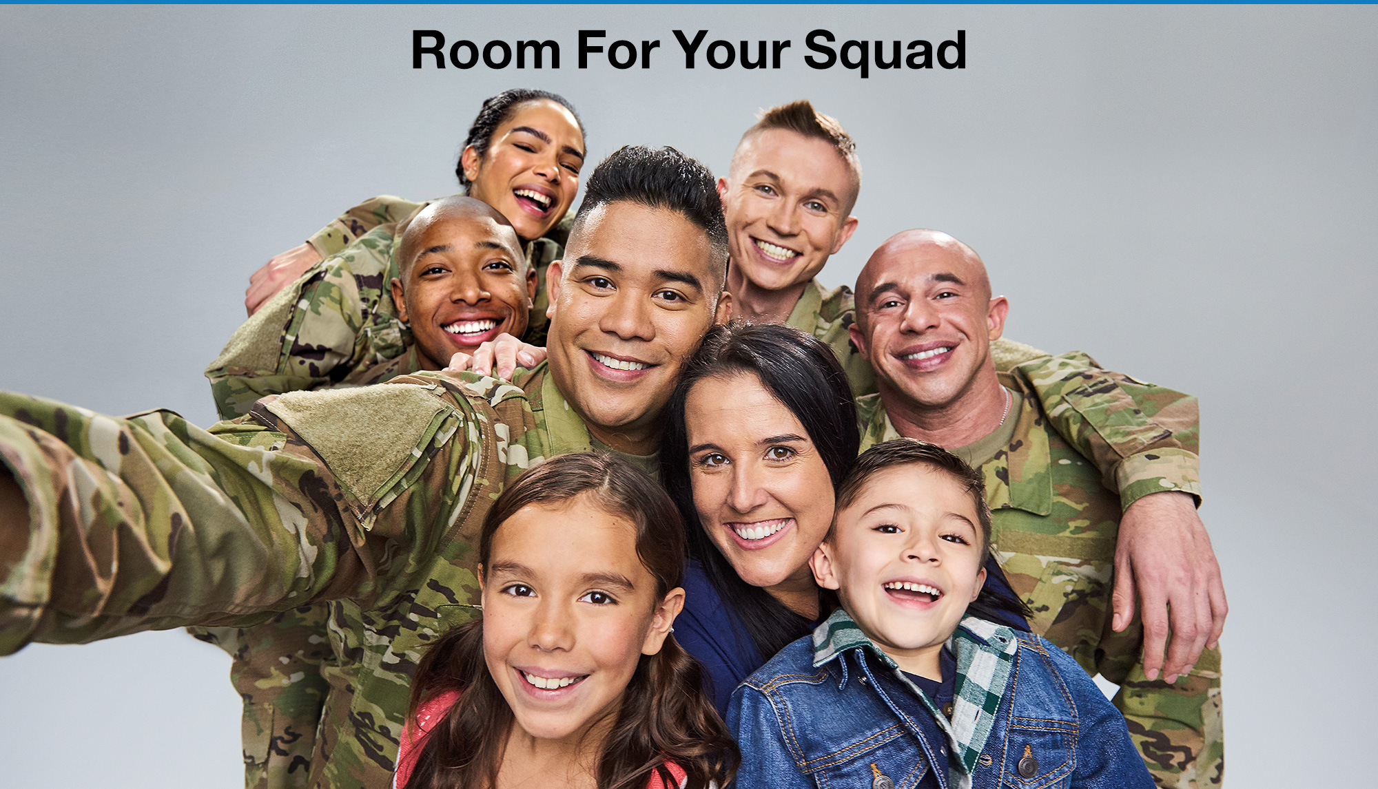 room for your squad