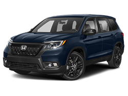 new honda passport image link