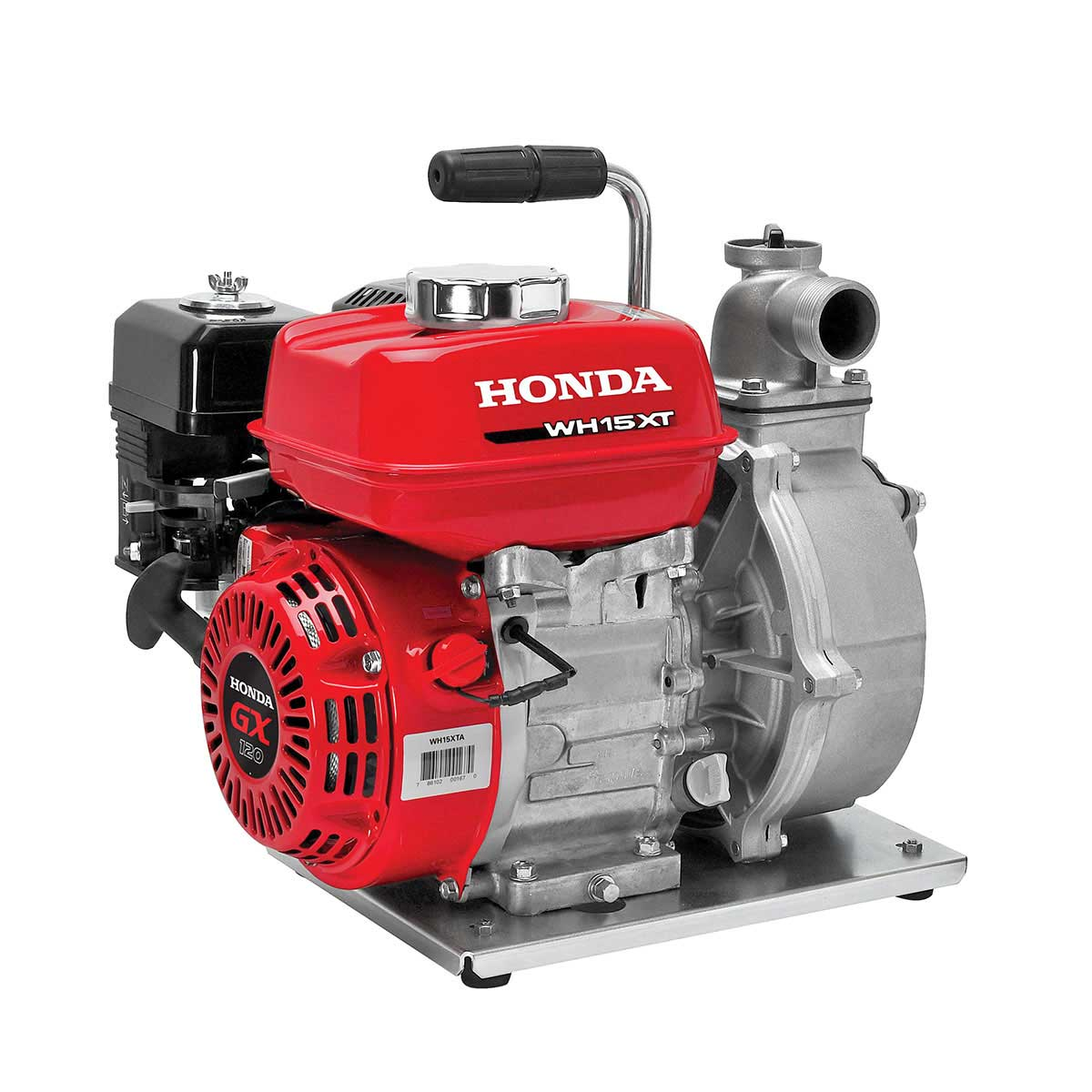 Honda WH15 High Pressure Water Pump