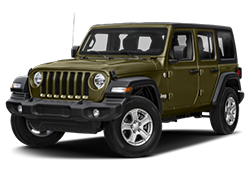 New Jeep Wrangler Unlimited SUV Photo