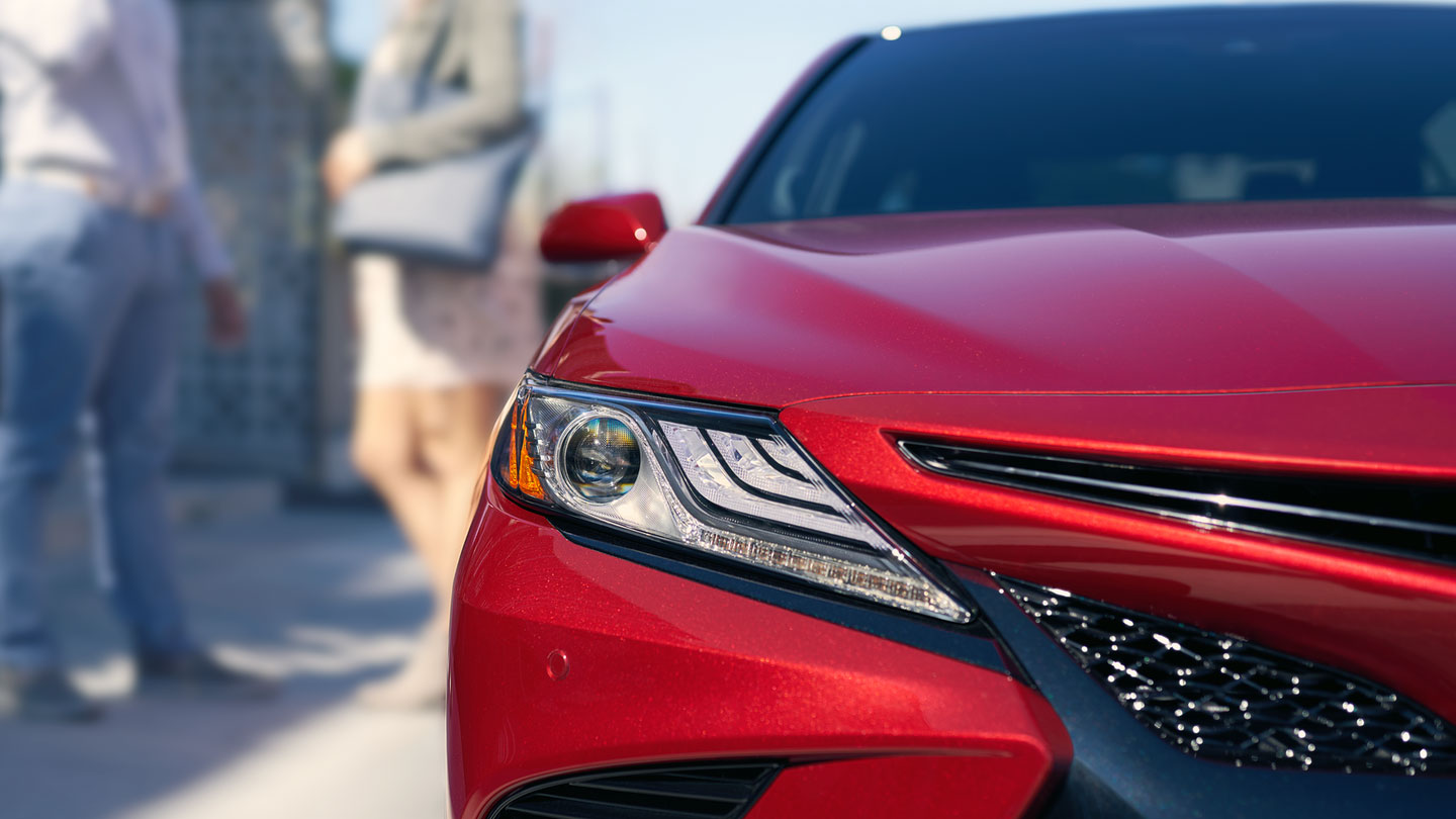 Research: Toyota mid-size Camry | San Diego