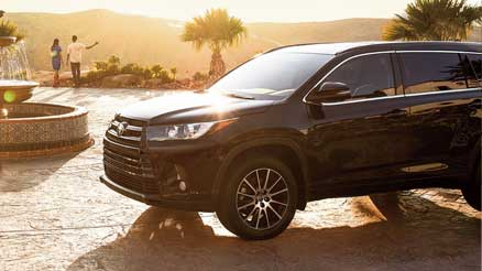 Toyota Highlander: Model Info | Putnam Toyota in Burlingame