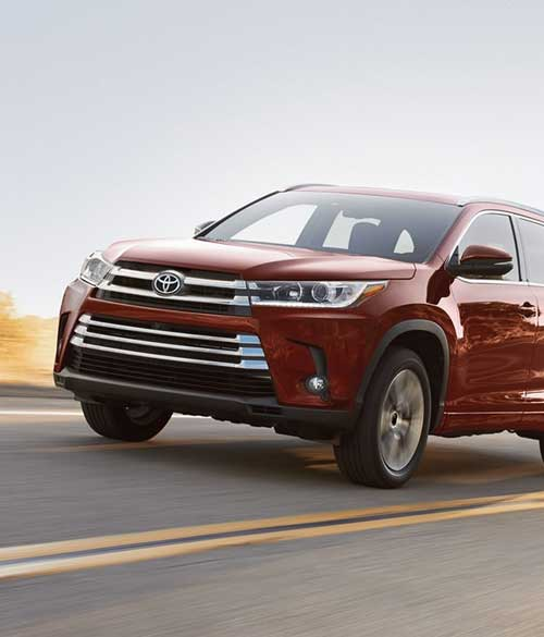 Research: Toyota Highlander