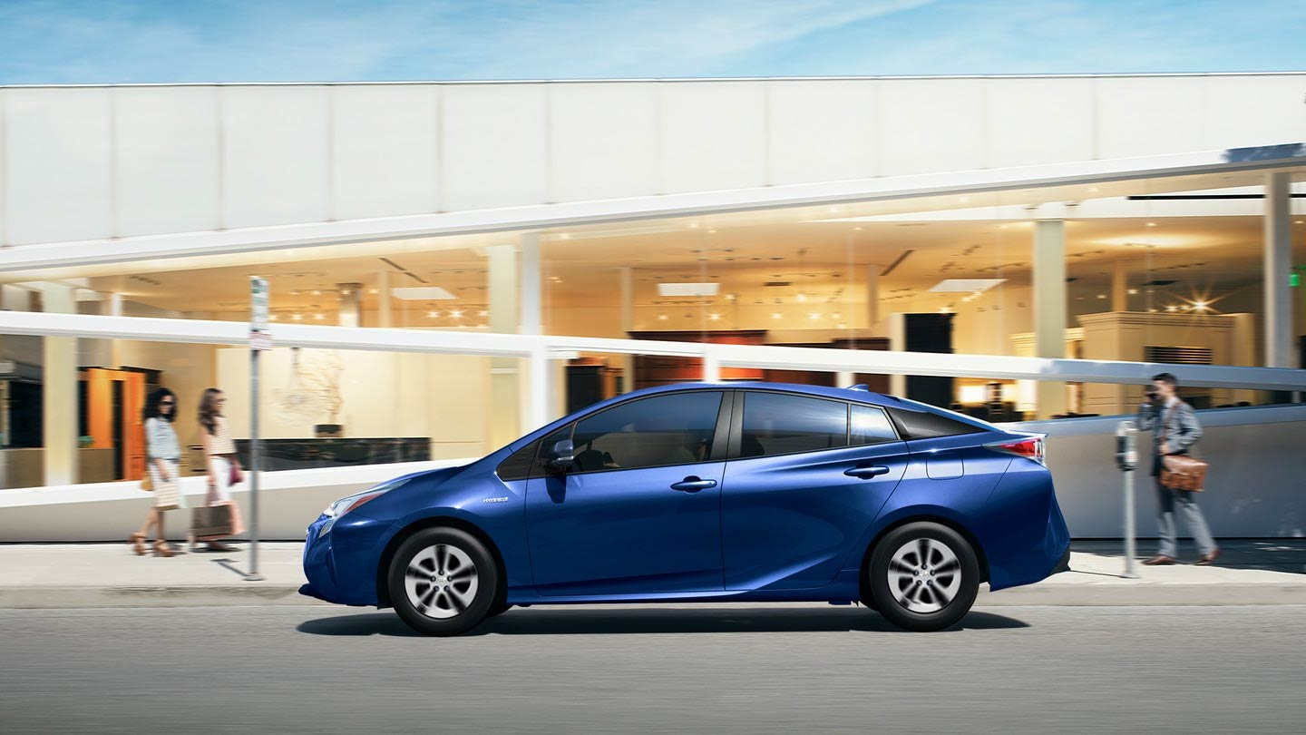 Research New Toyota Prius Information Bellingham Toyota