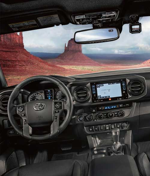 Research: New Toyota Tacoma information | Toyota of Gladstone