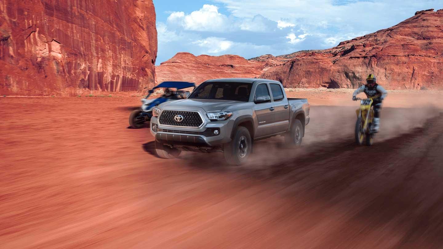 Toyota Tacoma | Model Info | Toyota of Lake City