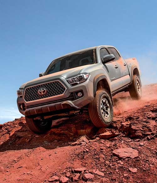 Research: New Toyota Tacoma Information