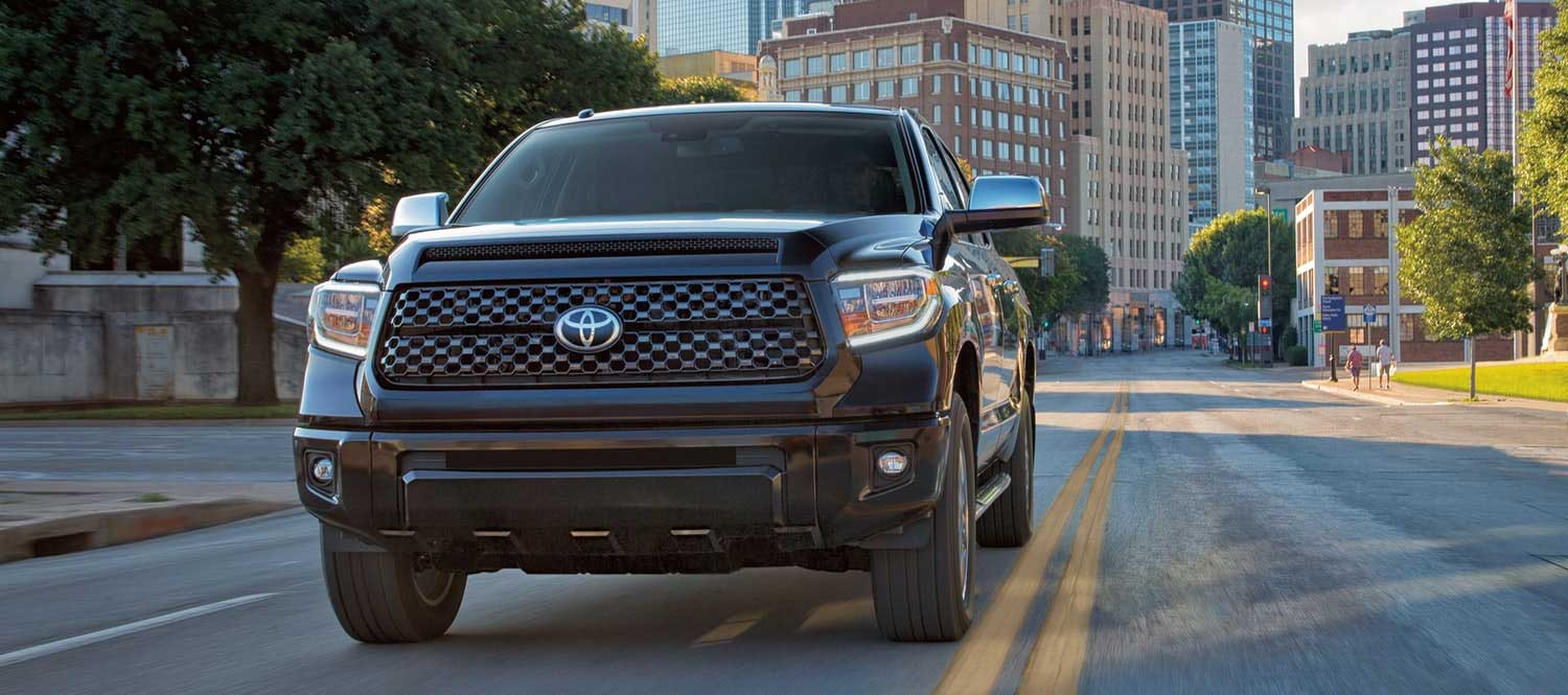 Toyota Tundra | Model Info | Toyota of Lake City